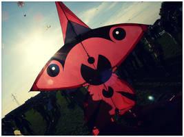 Smiling At The Sun by KairiSakura