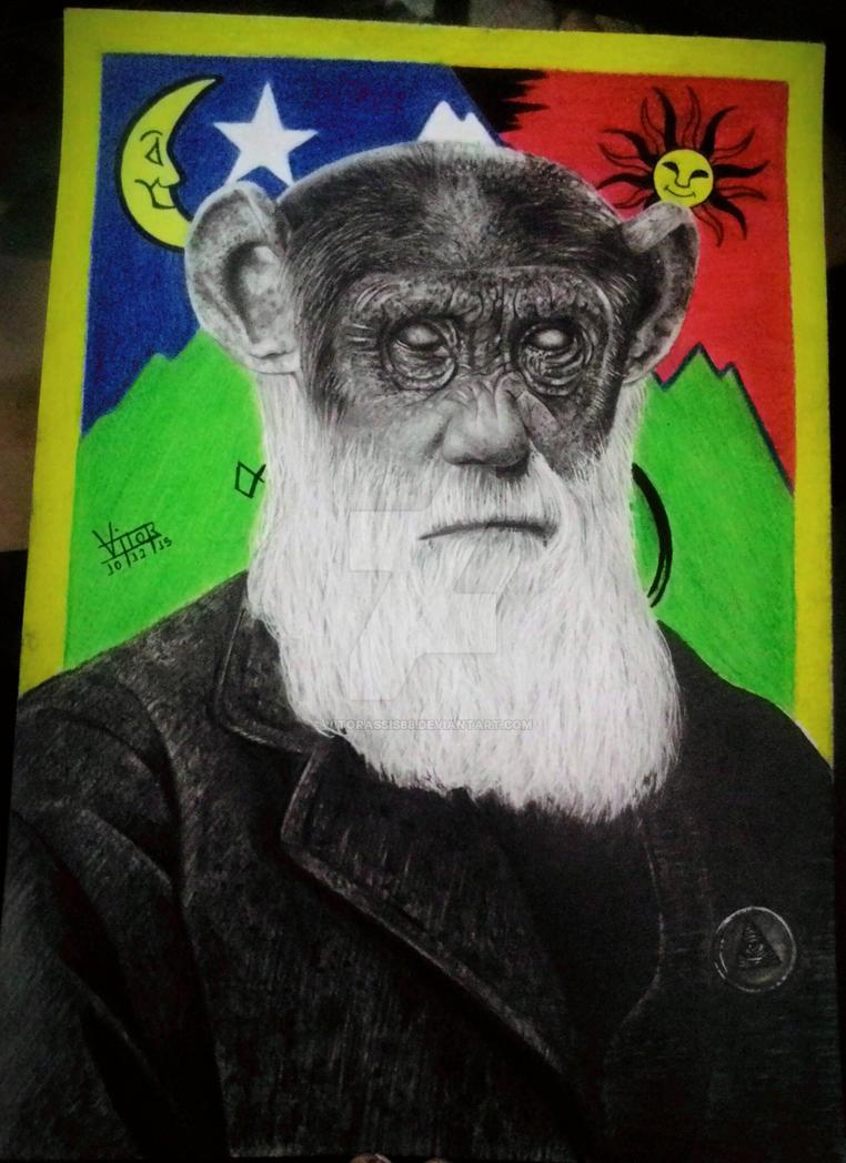 Sweet Monkey by vitorassis88