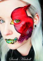Unsuspecting Caterpillar by sarahmitchellmakeup