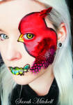 Unsuspecting Caterpillar
