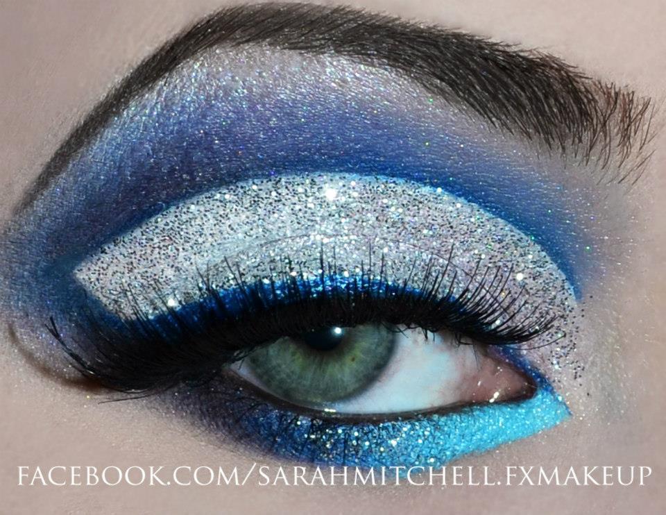 Glitter by sarahmitchellmakeup