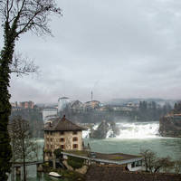 Rhine river by dpapadakis