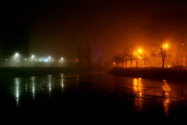 Freezing fog by p-a-u-l