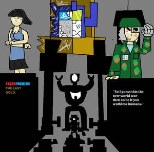 Transformers the last gold Final Chapter by g1bfan on DeviantArt