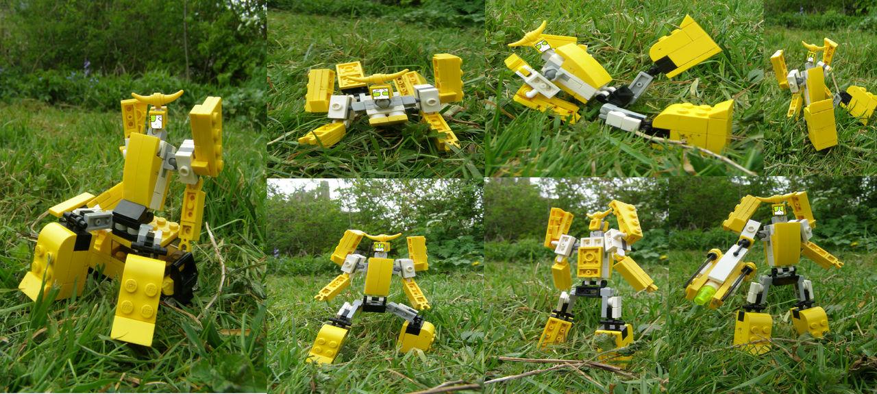 Lego RID 01 Beegal by g1bfan
