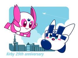 Kirby olympics parody
