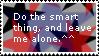 Smart Thing Stamp by Fuzzyfinx