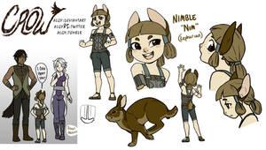 CROW - Nimble