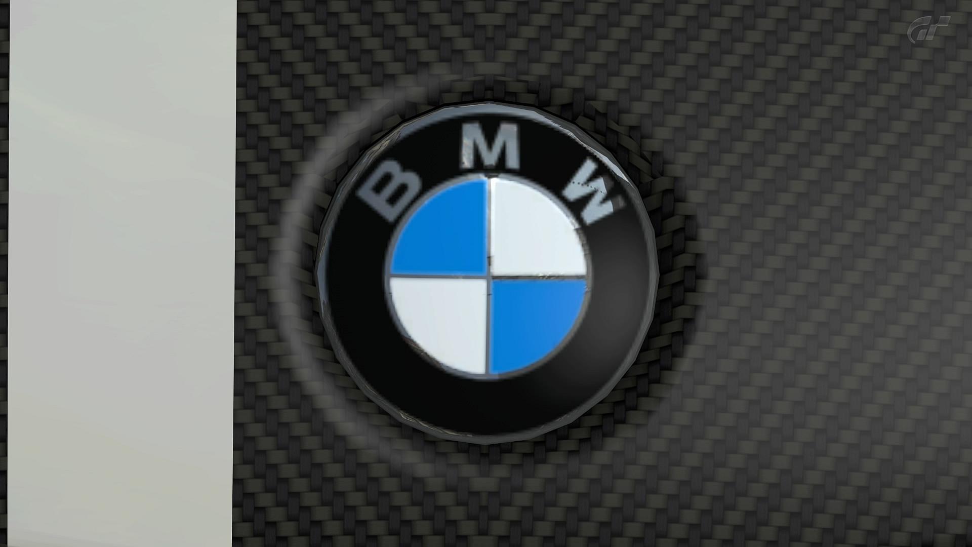 Обои для рабочего стола логотип bmw