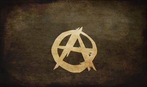 Anarchy A - Grunge by tonemapped