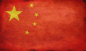 China - Grunge