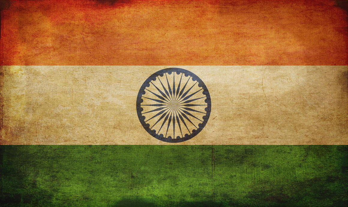 India - Grunge by tonemapped