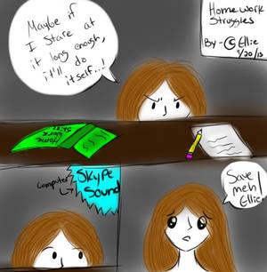 Daily Struggles - Part 1 Homework Struggles