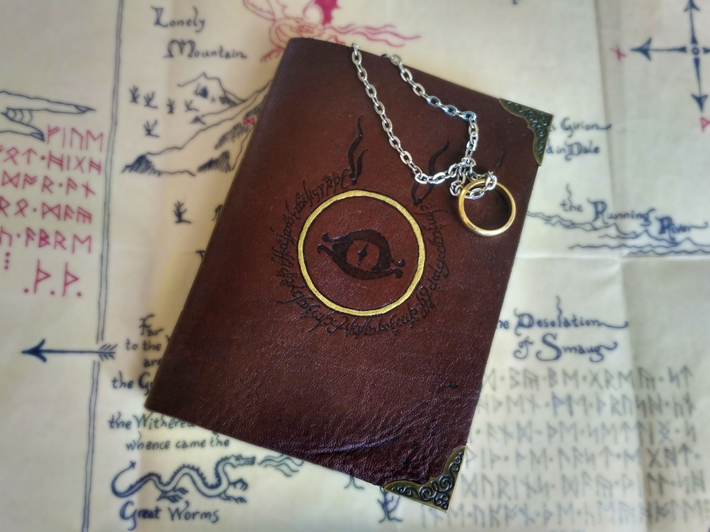 Sauron's Eye Journal by DarkMark1991