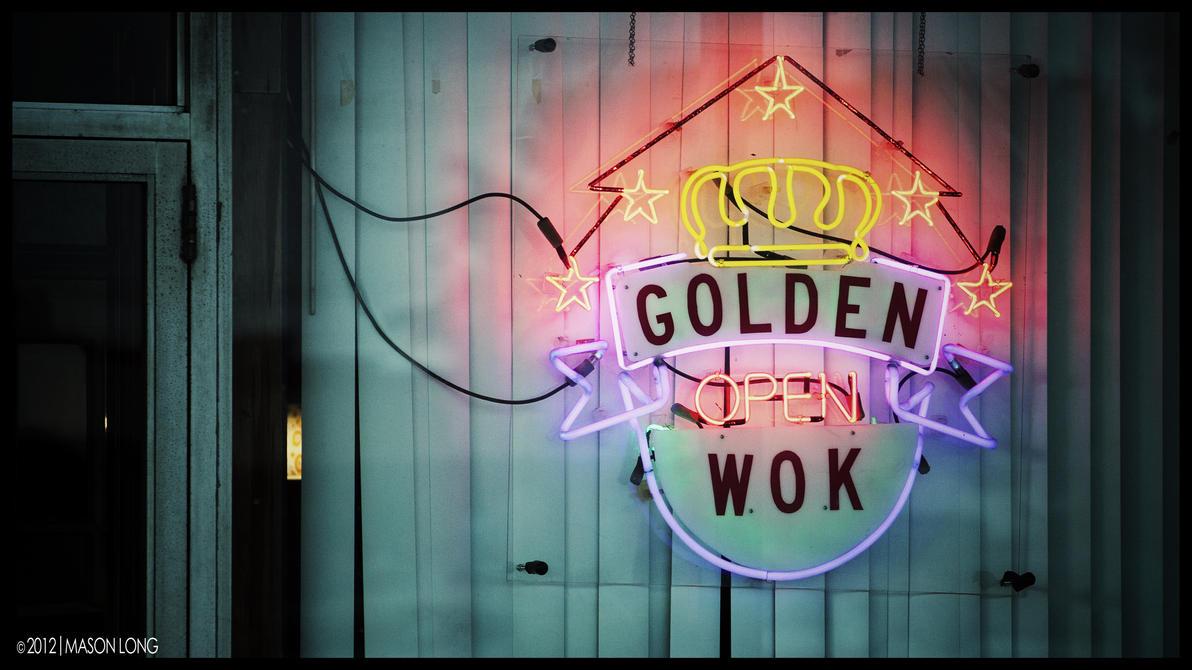 Golden Wok by sagerauru