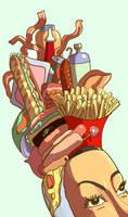 Carmen Miranda - Junk Food