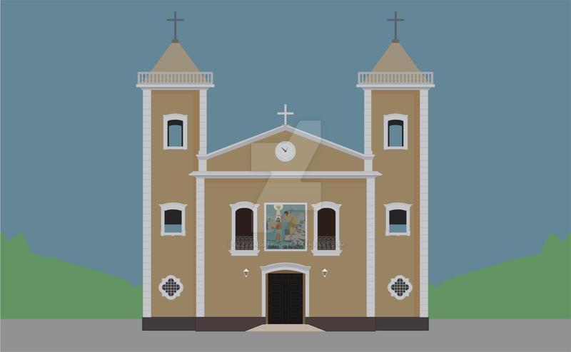 Igreja Sao Joao Batista by alexandrepadin