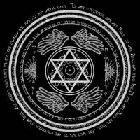 Asbel Godwin- Magic Circle A by Etymosfalco