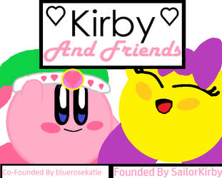 Kirby And Friends (Club Pic) by SailorKirby