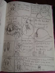 [Comment RP] Cherry And Yirkie Meet #1 by SailorKirby
