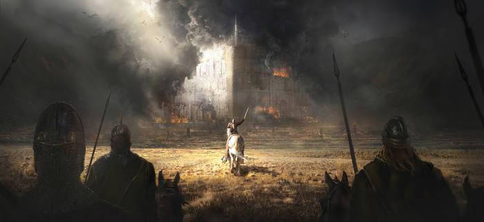 Ride now! Ride to Gondor!