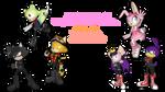 [SFM] Sonic Forces OC Renders [OPEN] by CrownedMango