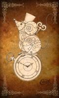Steampunk Clockwork Mouse