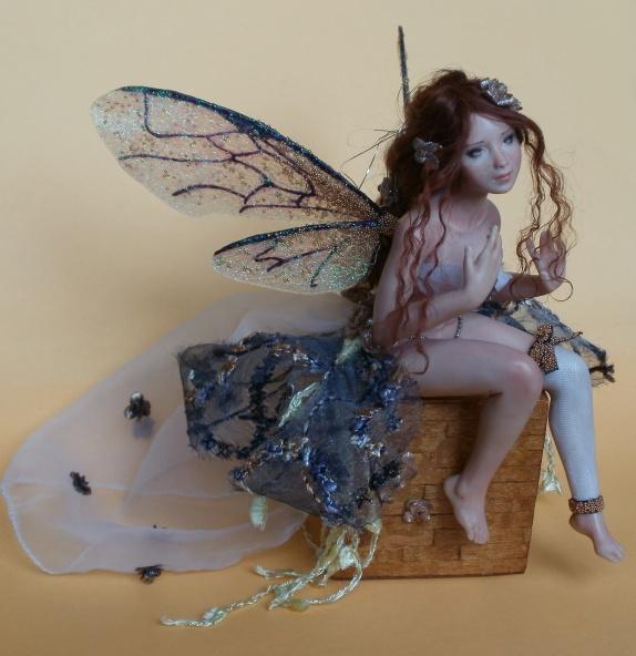 Flower Fairy ooak by Rosen-Garden