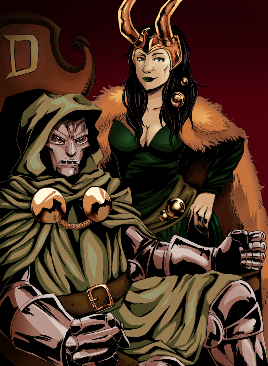 [Image: dr_doom_and_loki_by_mafer-d3ig04f.png]