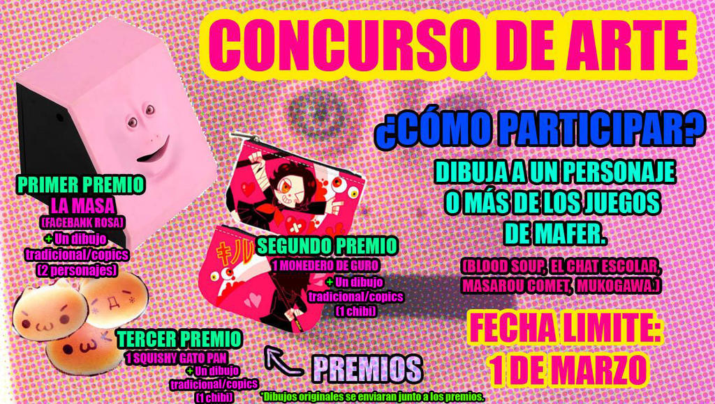 CONTEST - CONCURSO - Theme is Blood Soup n other- by Mafer