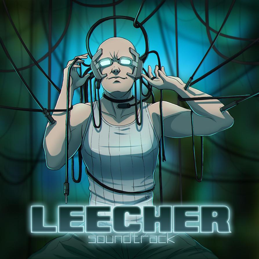 LEECHER WEBCOMIC ALBUM TEASER by Mafer