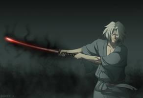 Tanosuke and Nihil - Dororo by Mafer