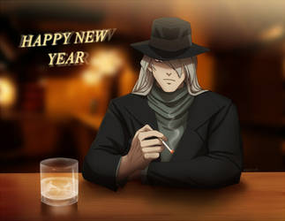 New Year - Gin by Mafer