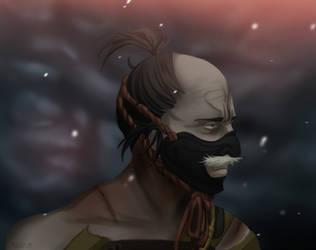 Sekiro Shadows Die twice - Hanbei by Mafer