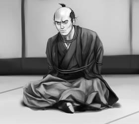 Samurai Bondage by Mafer