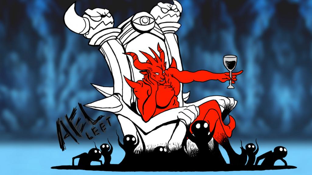 Dark Emperor Nyandam by Alleks1337