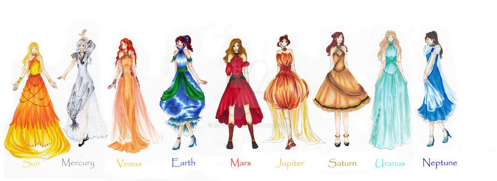 Disney Characters Fashion Show