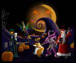 Rise of the Nightmare Guardians by TKreativeTanke