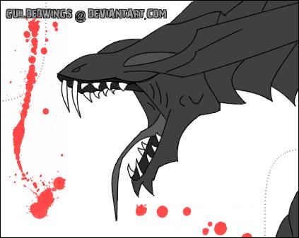 Dracozombie - DevID by guildedwings