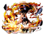 Last flame ~ Ace and Luffy ~ Marineford
