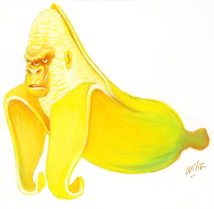 bananarilla by willustration