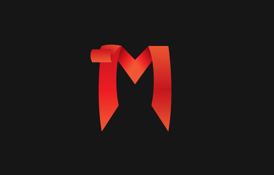 M Logo Design by Killkol