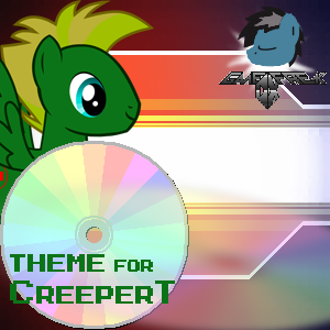 GamefreakDX- Theme for CreeperT [Cover] by GamefreakDX