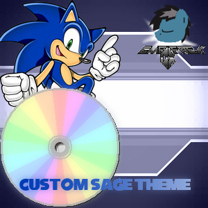 Custom SAGE Theme [Cover] by GamefreakDX