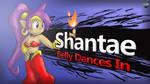 Shantae Belly Dances In