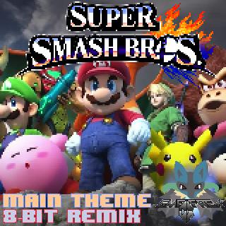 Smash Bros. Wii U Intro Theme 8-Bit Remix [Cover] by GamefreakDX