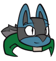 Expressions 01- Normal by GamefreakDX