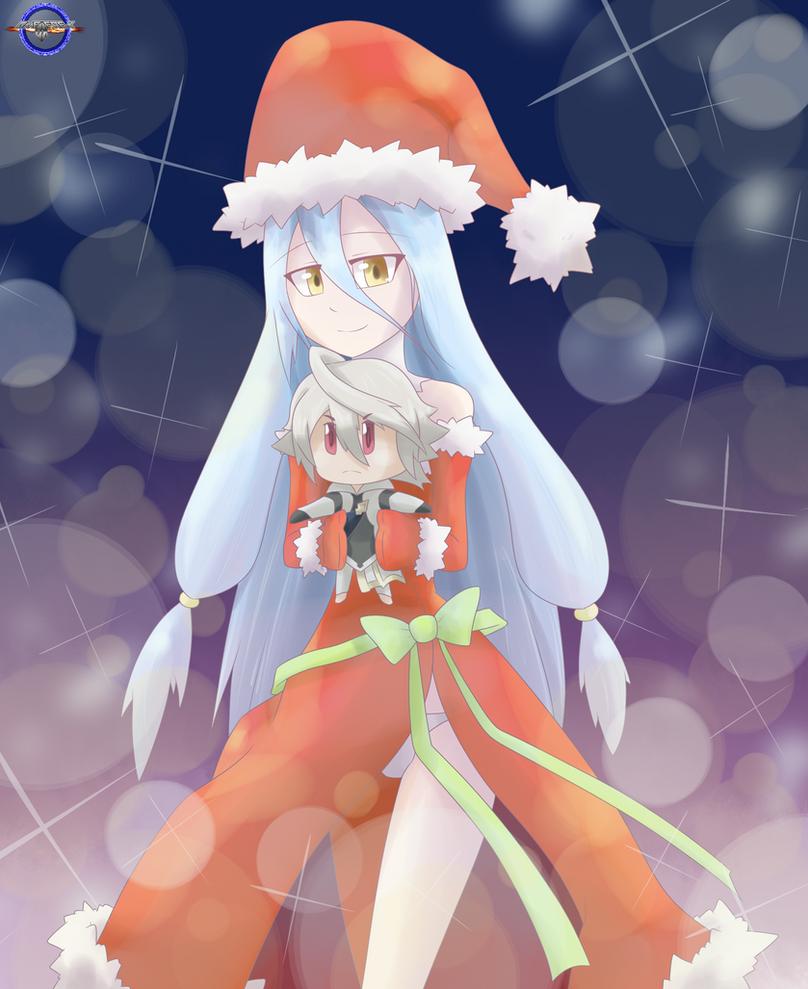 Fire Emblem- Santa Azura [Special] by GamefreakDX