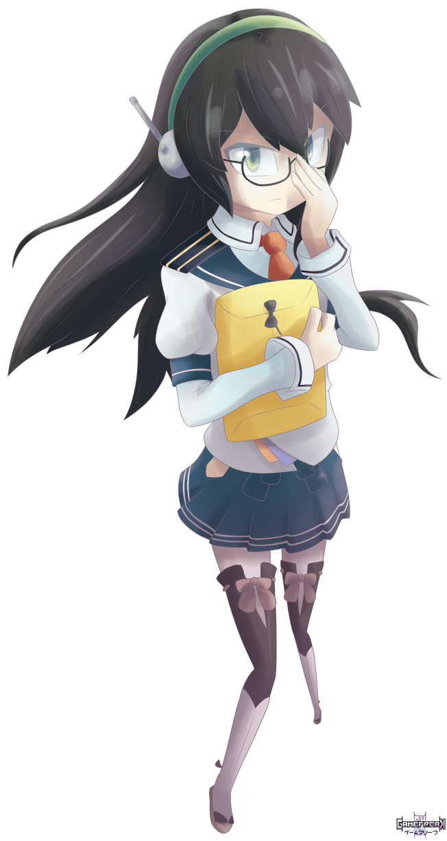 KanColle- Ooyodo by GamefreakDX