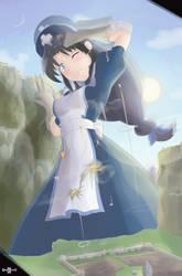 Yunzo- Eliza ~ The Gigantic Healer by GameSquid